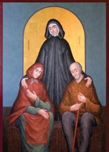 St Jeanne Jugan
