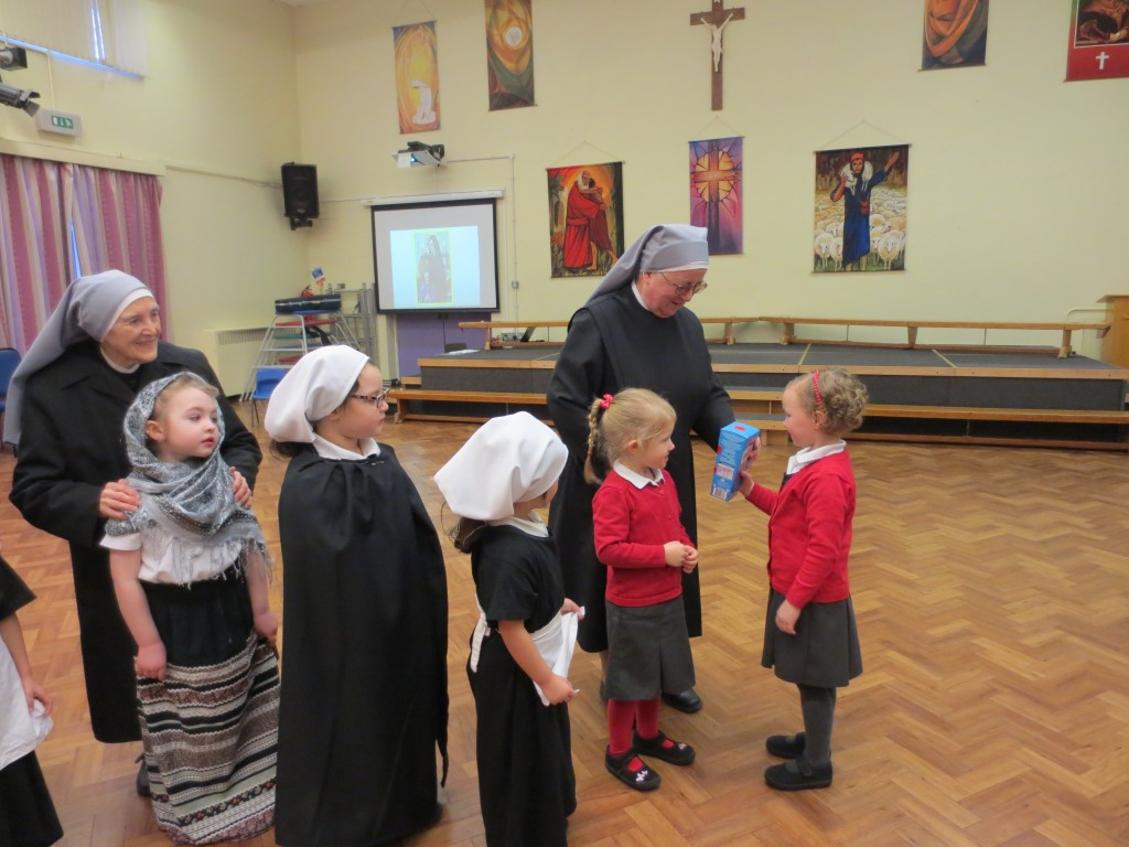Little sisters of the poor 187 following st jeanne jugan in little