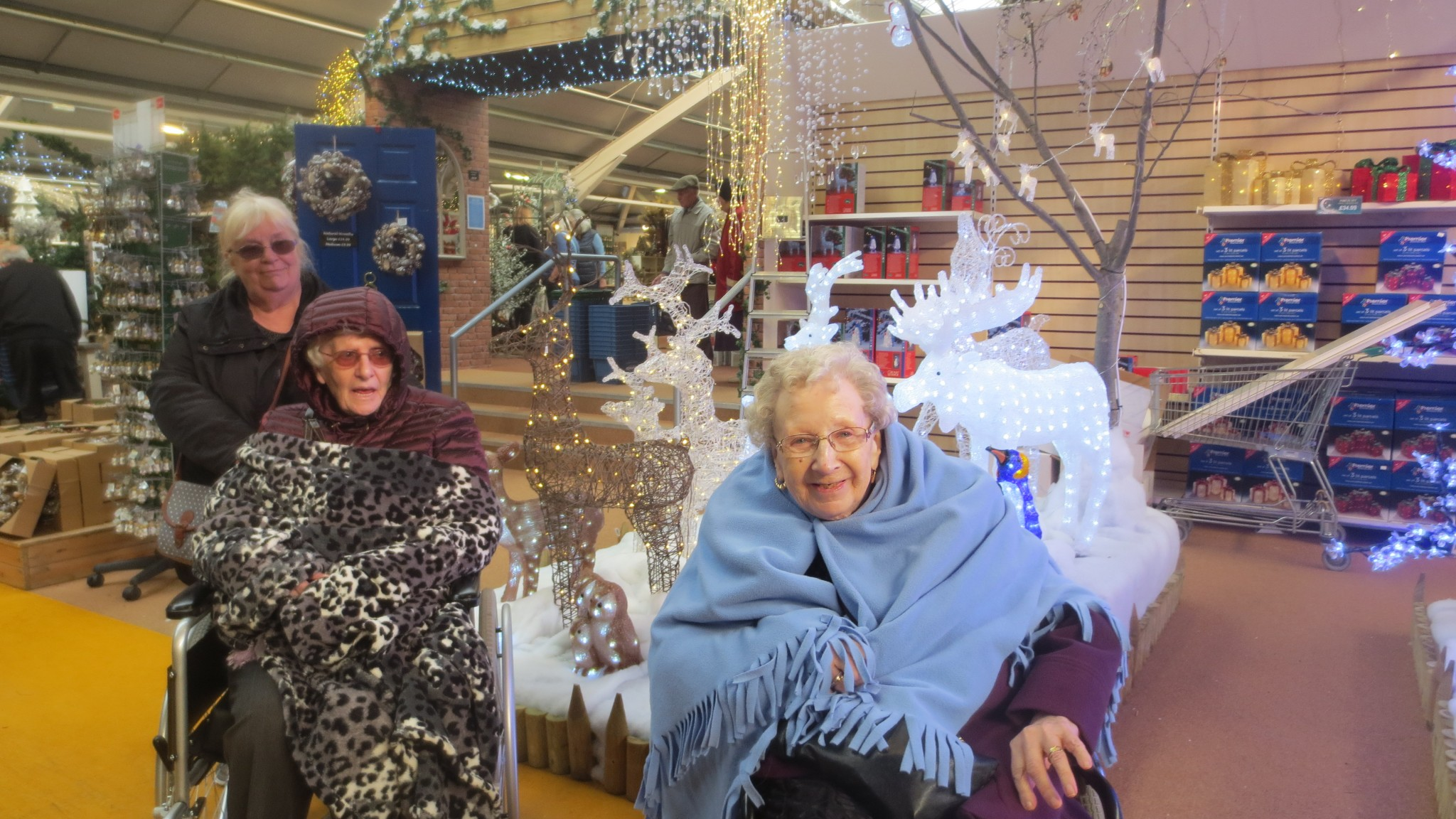 little sisters of the poor birmingham residents day out at the