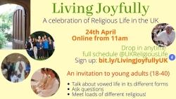 Joyful Living poster april 2021 feature