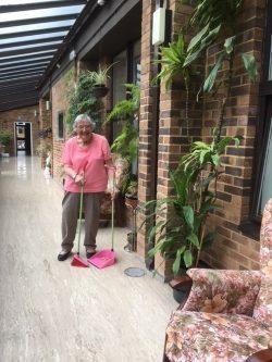 replacing gardenerWB