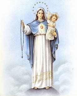 Our lady rosary